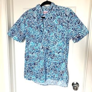 The Nutter by Chubbies Tropical Shirt